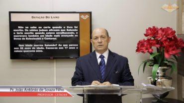 PR. JOÃO DE SOUZA FILHO