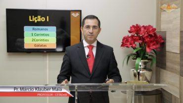 PR. MARCIO KLAUBER MAIA